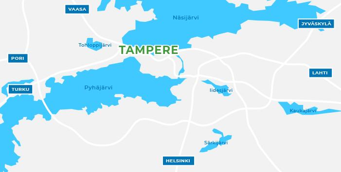 Kiinteistohaku Vts Kodit Vuokra Asuntoja Tampereella